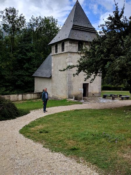 Een kapel
