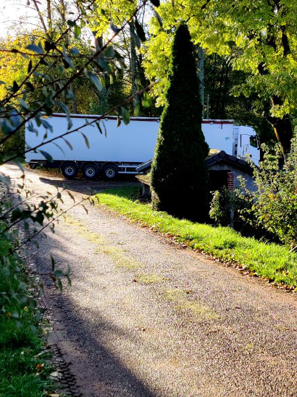 Flinke vrachtwagens