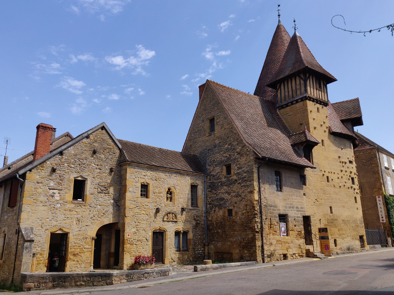 Museum in Marcigny